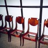 Копия стульев, XIX в. Классицизм. Красное дерево.