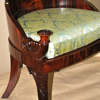 Реставрация: Кресла