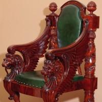 Миниатюра кресло 2